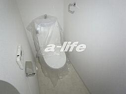 ワコーレ神戸元町アクシアの温水洗浄便座