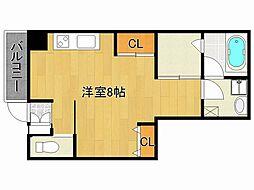 cocoR[2階]の間取り