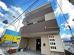 大阪モノレール本線 柴原阪大前駅 徒歩6分の賃貸アパート