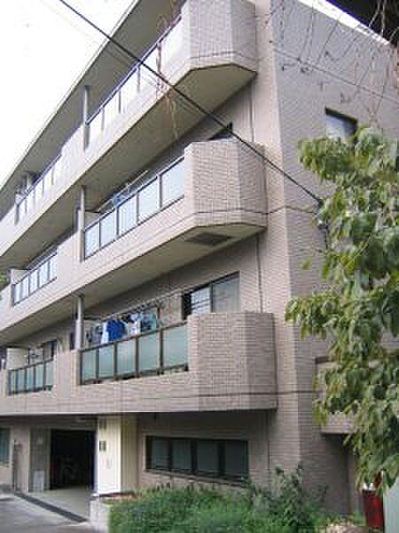 ボニータ府中 2階の賃貸【東京都 / 府中市】