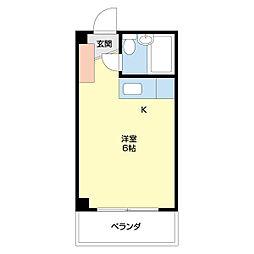 【敷金礼金0円!】モンエソールIII