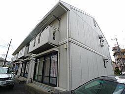 松栄ハイツ[1階]の外観