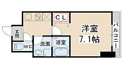 ステーションスクエア[2階]の間取り