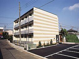 神奈川県相模原市緑区二本松3の賃貸マンションの外観