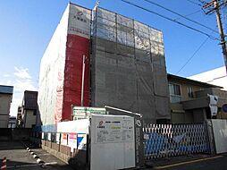 K2ハウス[2階]の外観