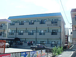 サンパーク鈴鹿[3階]の外観