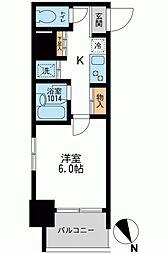 アーデン板橋[0606号室]の間取り