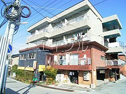 弘田マンション(桟橋)[4階]の外観