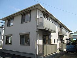 ハイツ花田2[1階]の外観