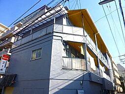富士屋マンション[202号室号室]の外観