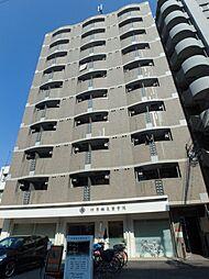 大阪府大阪市阿倍野区阿倍野筋5の賃貸マンションの外観