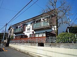 大阪府茨木市南春日丘3丁目の賃貸アパートの外観
