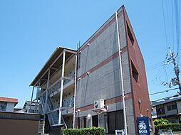 京都府京都市山科区大塚野溝町の賃貸マンションの外観