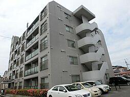 北海道函館市人見町の賃貸マンションの外観
