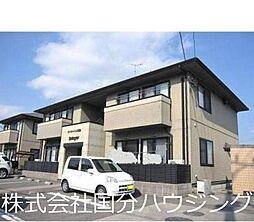 サンシャイン川田B棟[1階]の外観
