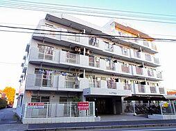 ハイツ竹丘[2階]の外観