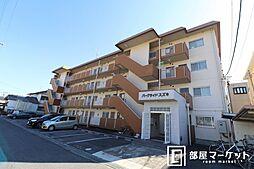 愛知県岡崎市大門3丁目の賃貸マンションの外観