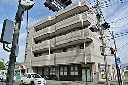 山梨県甲府市高畑1丁目の賃貸マンションの外観
