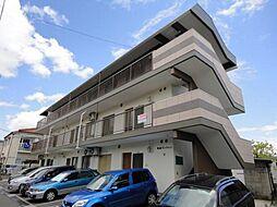 松屋マンション[2階]の外観