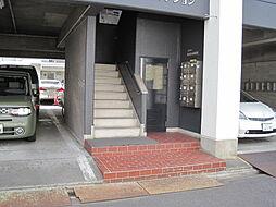 第二厚進マンション[2階]の外観