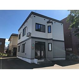 北海道札幌市東区北15条東3丁目の賃貸アパートの外観