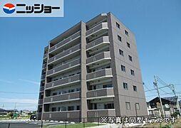 仮)ウッドベルV[4階]の外観