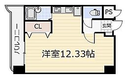 第Ⅲコーポあけみ[403号室]の間取り