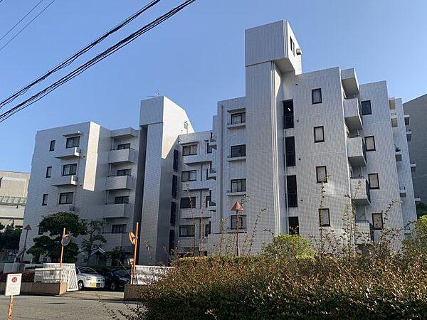 兵庫県芦屋市業平町の賃貸マンション