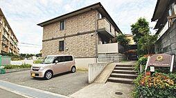 クレールアビタシオンKonishi[1階]の外観