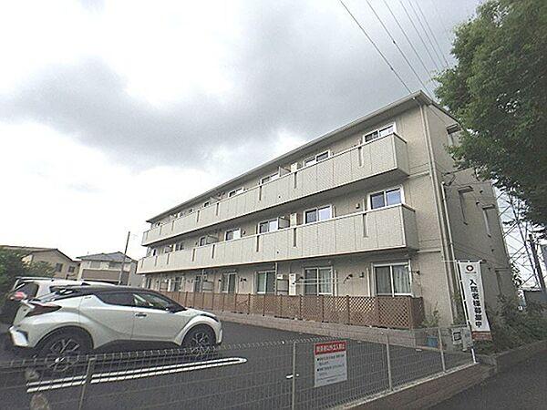 クレーストS 3階の賃貸【千葉県 / 流山市】