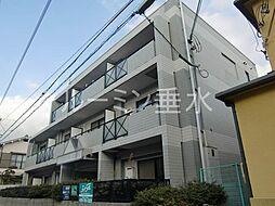 歌敷山ハイツ[1階]の外観
