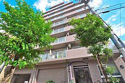 大阪府大阪市天王寺区大道4の賃貸マンションの外観