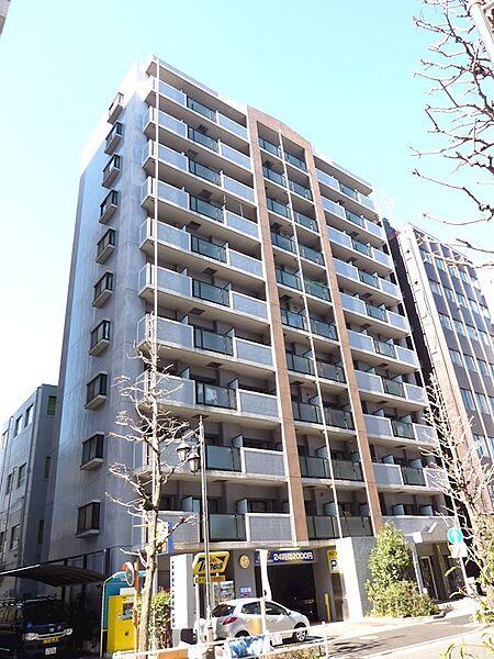 ドミール北新宿 10階の賃貸【東京都 / 新宿区】