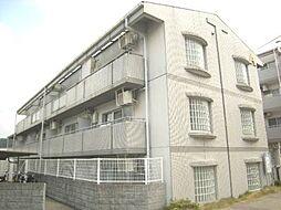 シティパレス東生駒P-3 A[3階]の外観