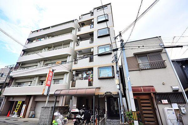 ハイツムラタ今川[5階]の外観