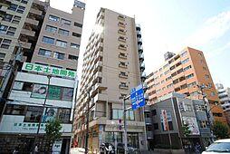 東京都墨田区錦糸3丁目の賃貸マンションの外観