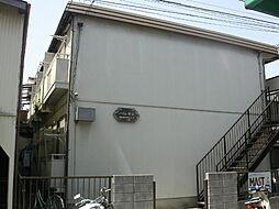 ハイム西山[1階]の外観