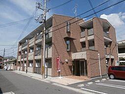 和歌山県和歌山市加納の賃貸マンションの外観