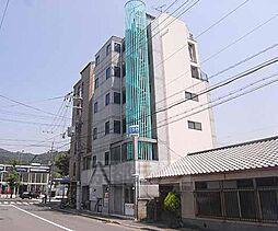 京都府京都市左京区一乗寺清水町の賃貸マンションの外観