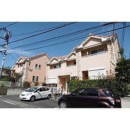 [テラスハウス] 東京都八王子市七国6丁目 の賃貸【/】の外観