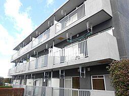 フィールド アパートメント[2階]の外観