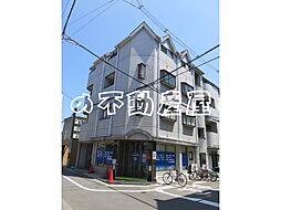 大阪府大阪市旭区清水5の賃貸マンションの外観