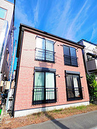 埼玉県志木市柏町6丁目の賃貸アパートの外観