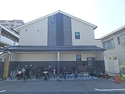 JR東海道・山陽本線 向日町駅 徒歩22分の賃貸アパート