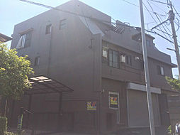 中島アパート[2階]の外観