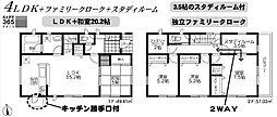 下山門駅 3,199万円