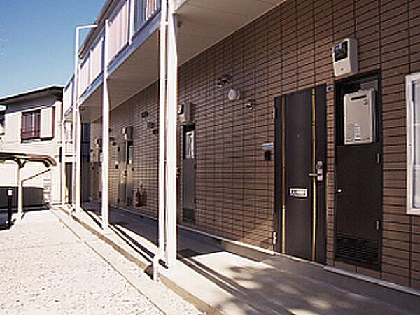 アーク富岡I[1階]の外観