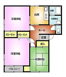 北新井駅 6.6万円