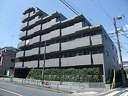 東京都練馬区中村南1丁目の賃貸マンションの外観