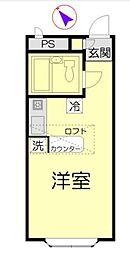 【敷金礼金0円!】新京成電鉄 二和向台駅 徒歩14分